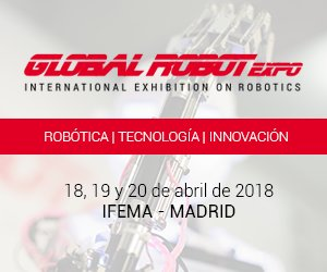 Cartel de Global Robot Expo